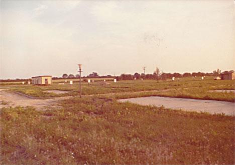 Redhouse Park 1977